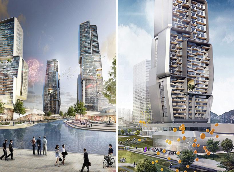 UNstudio-yongjia-world-trade-center-china-designboom03