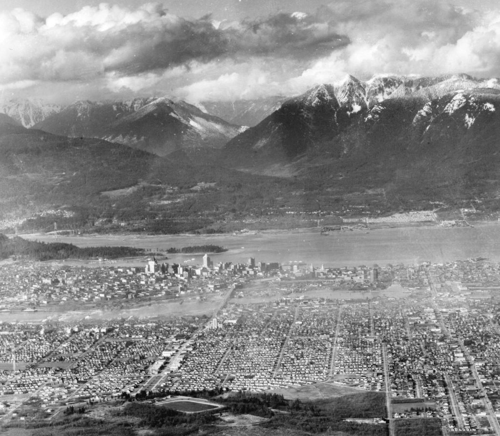 Vancouver aerial past-1