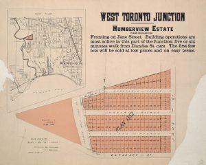 West Toronto Junction 1906