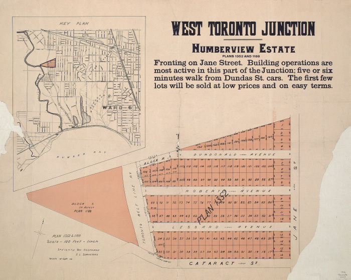 West Toronto Junction 1906