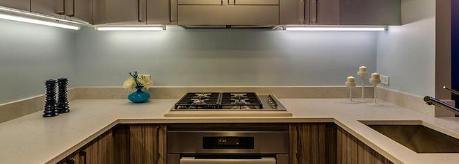 Williamsburg Townhomes kitchen