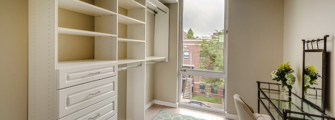 Williamsburg Townhomes office 2
