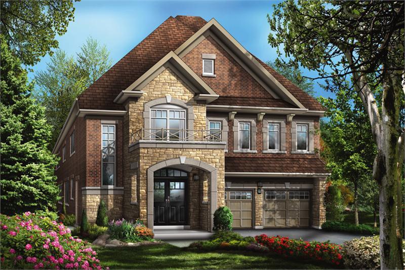 Ontario real estate developments - lakeside