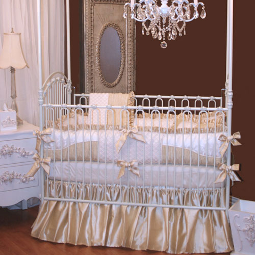 luxury baby nursery