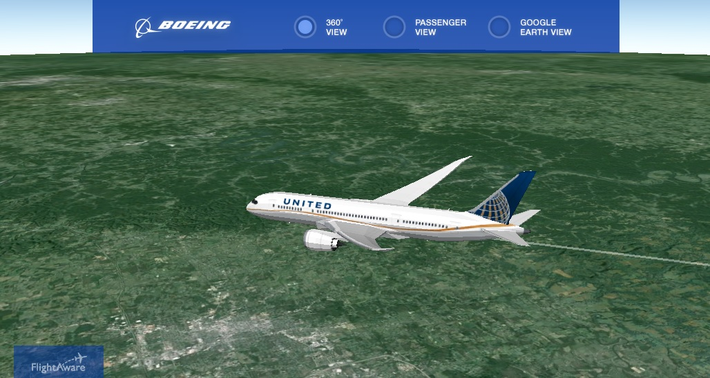 track airline 787