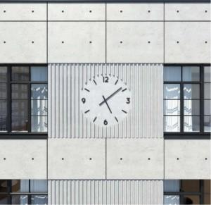 508 West 24th Street clock