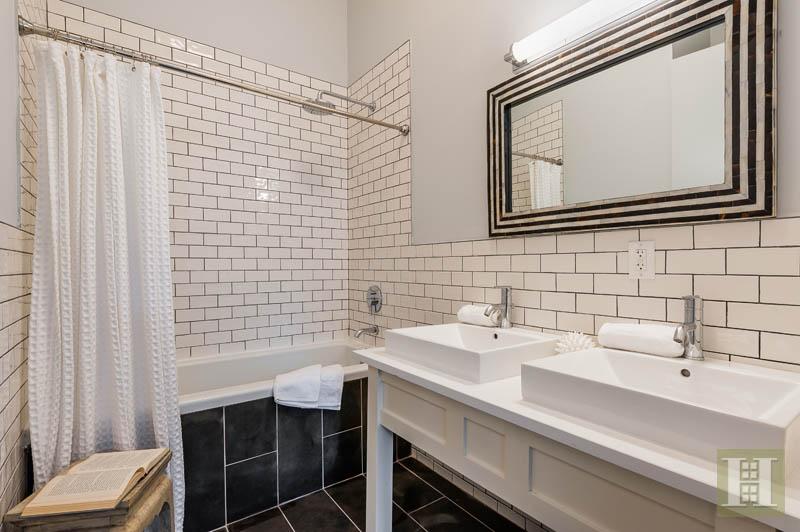 731 Dean Street bathroom