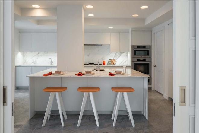 737 Park C kitchen