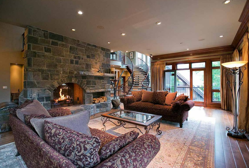 Calgary expensive home-11