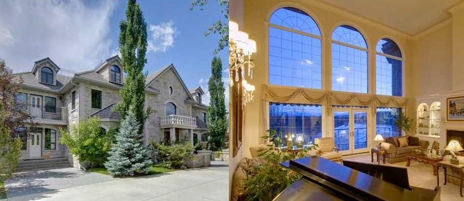 Calgary expensive home-2