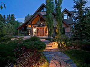 Calgary expensive home