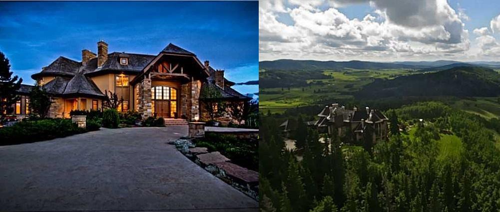 Calgary expensive home-4