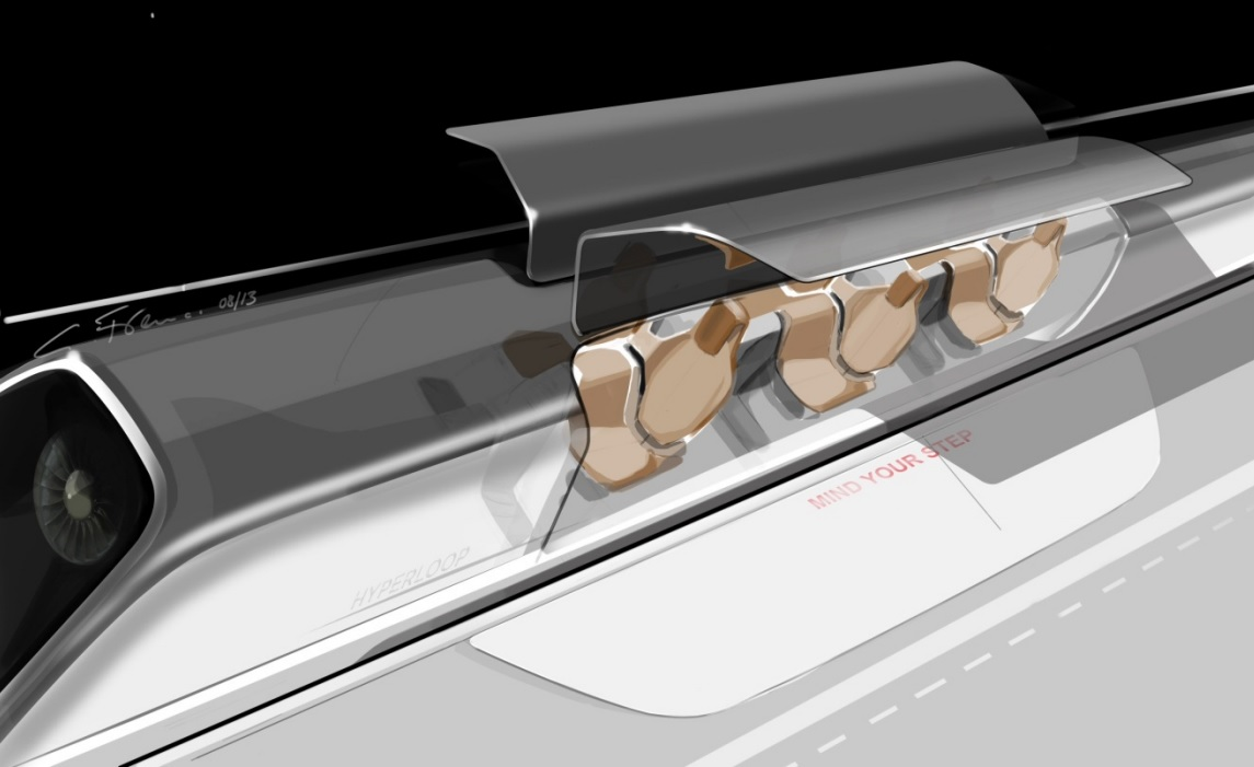 Elon Musk Hyperloop-2
