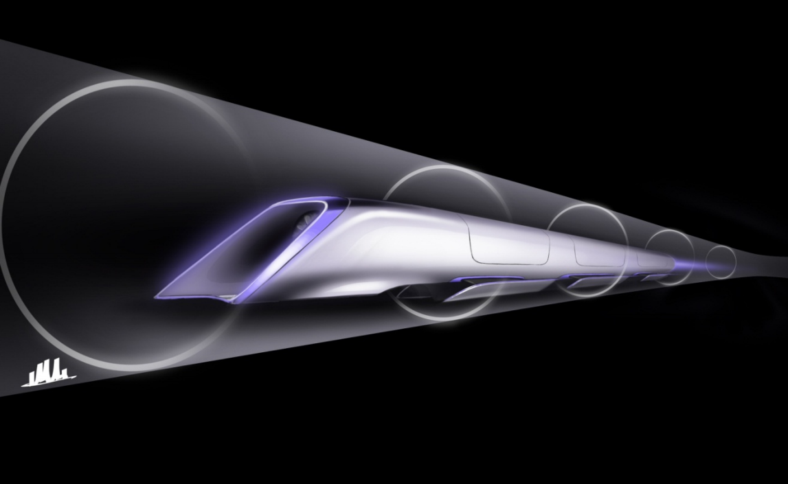 Elon Musk Hyperloop-3