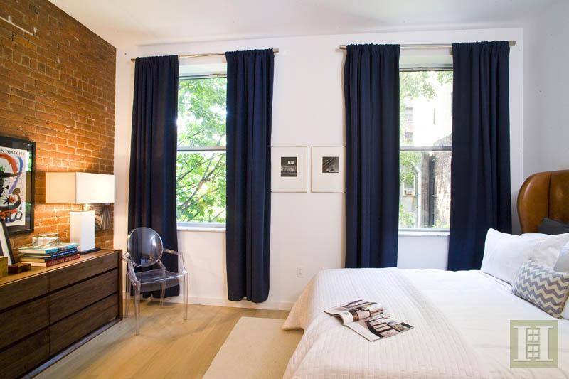 Greyston House bedroom