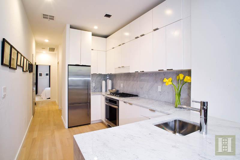 Greyston House kitchen