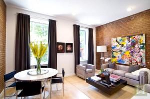 Greyston House living room