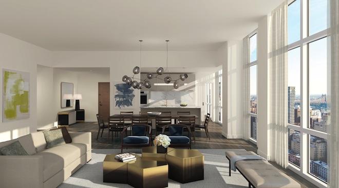 Halcyon living room