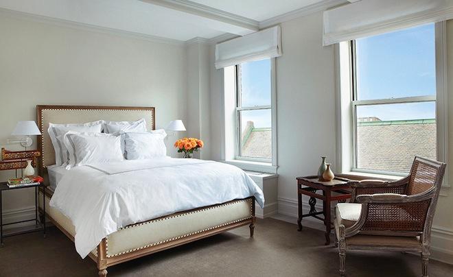 Mirabeau bedroom