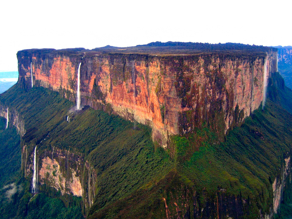 Mount Roraima, South America-2