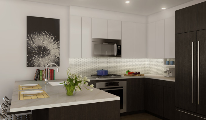 One Morningside Park kitchen 15-20