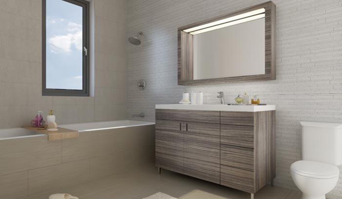 One Morningside Park master bathroom 15-20