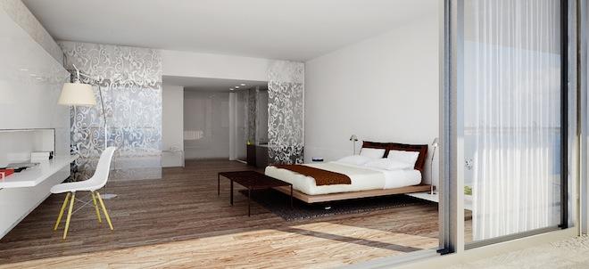 Paraiso Bay bedroom