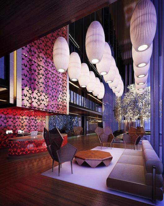 Paraiso Bay lobby 2