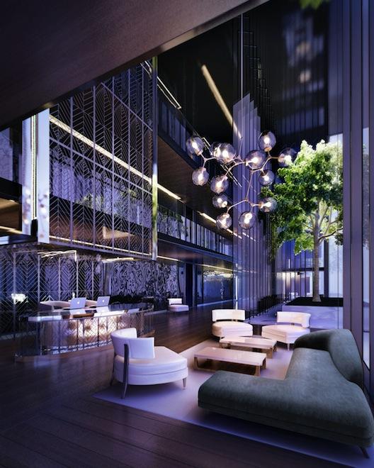 Paraiso Bay lobby