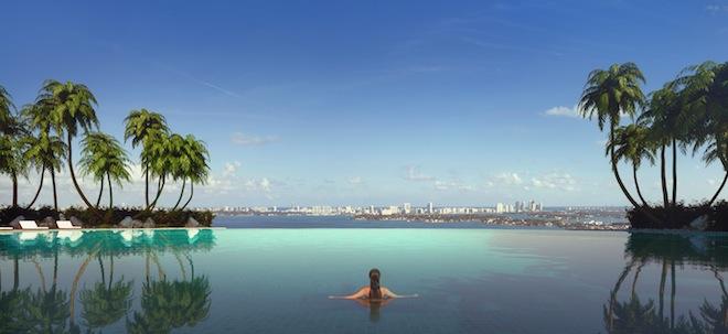 Paraiso Bay pool