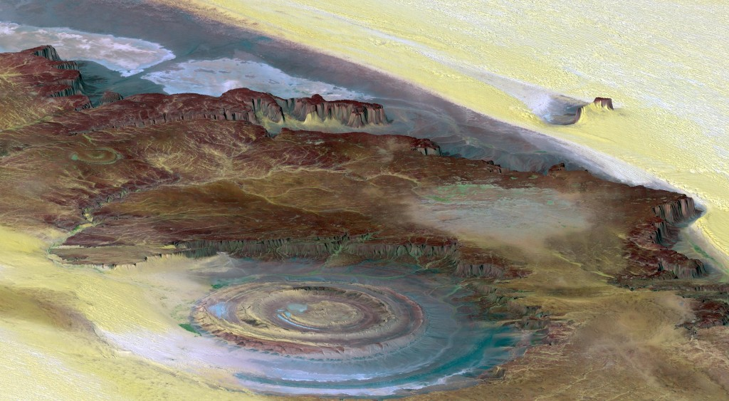 Richat Structure-3