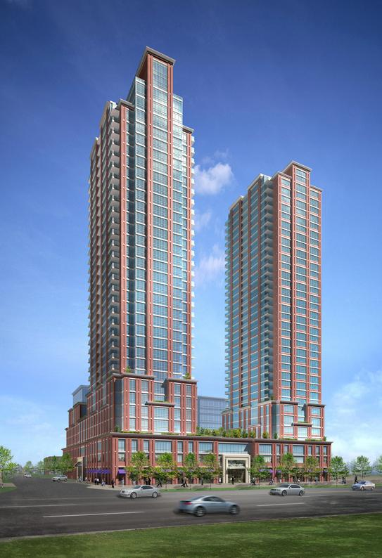 Harmony Village Sheppard rendering