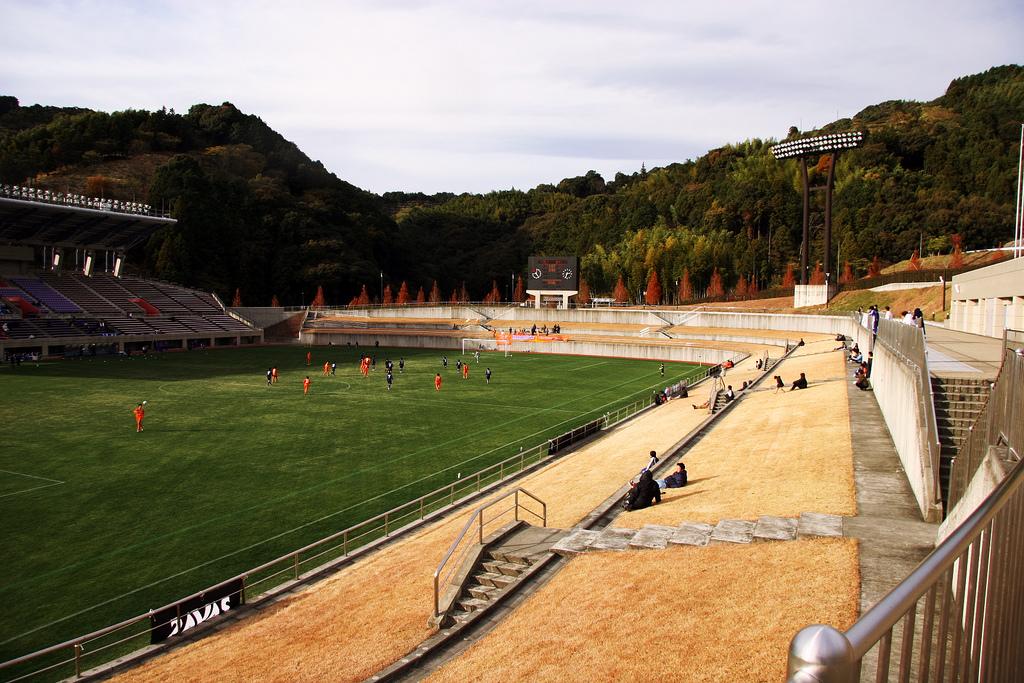 Fujieda City Stadium
