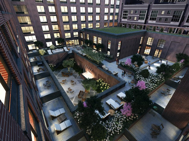50North5th_Courtyard