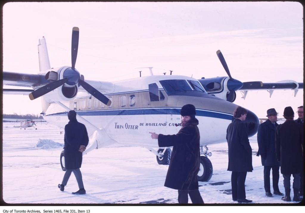 Toronto Island & Island Airport. - 1970-1970