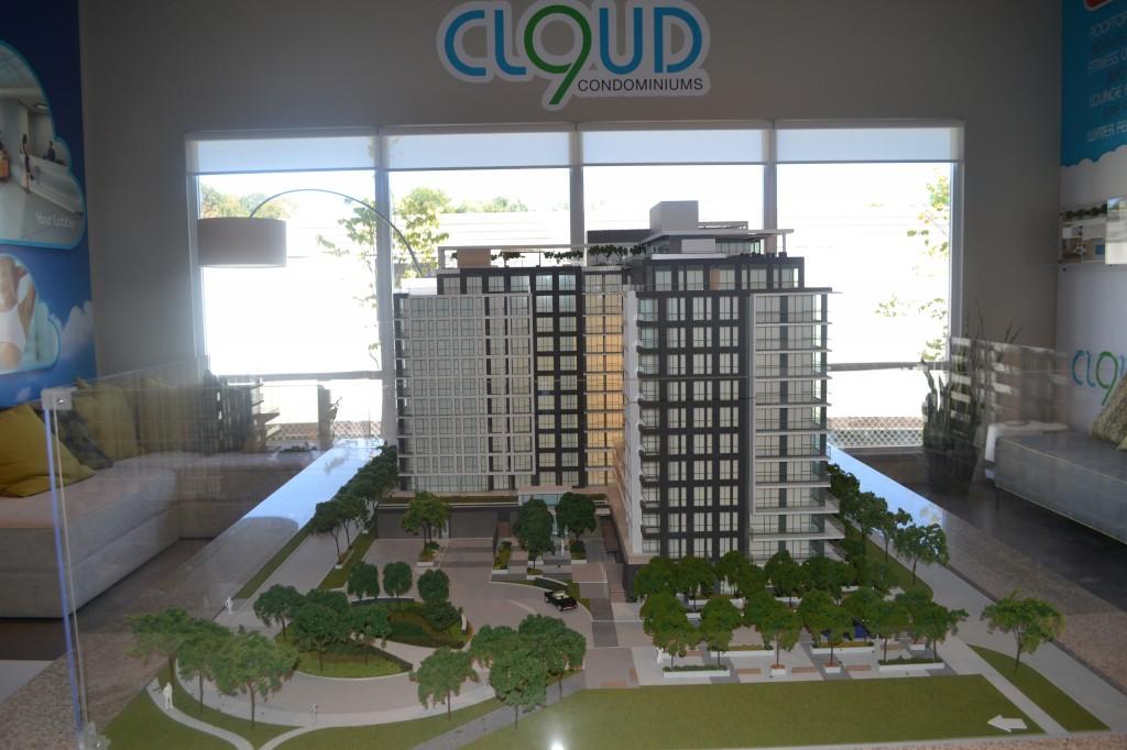 Cloud9 Condos model