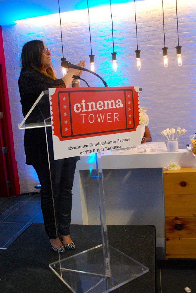 Cinema Tower sales