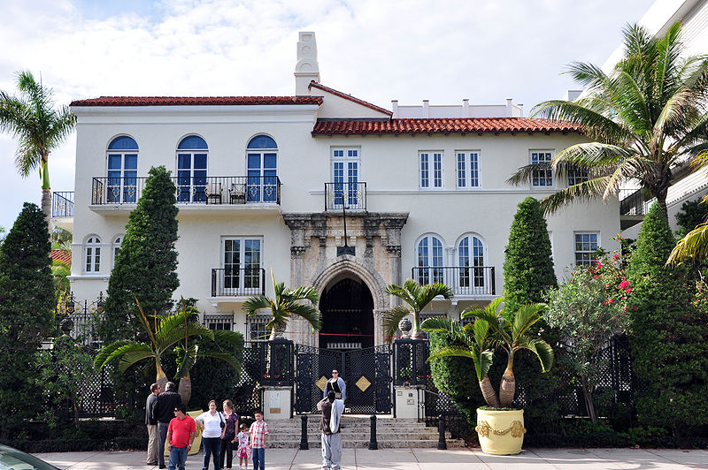 Gianni Versace home