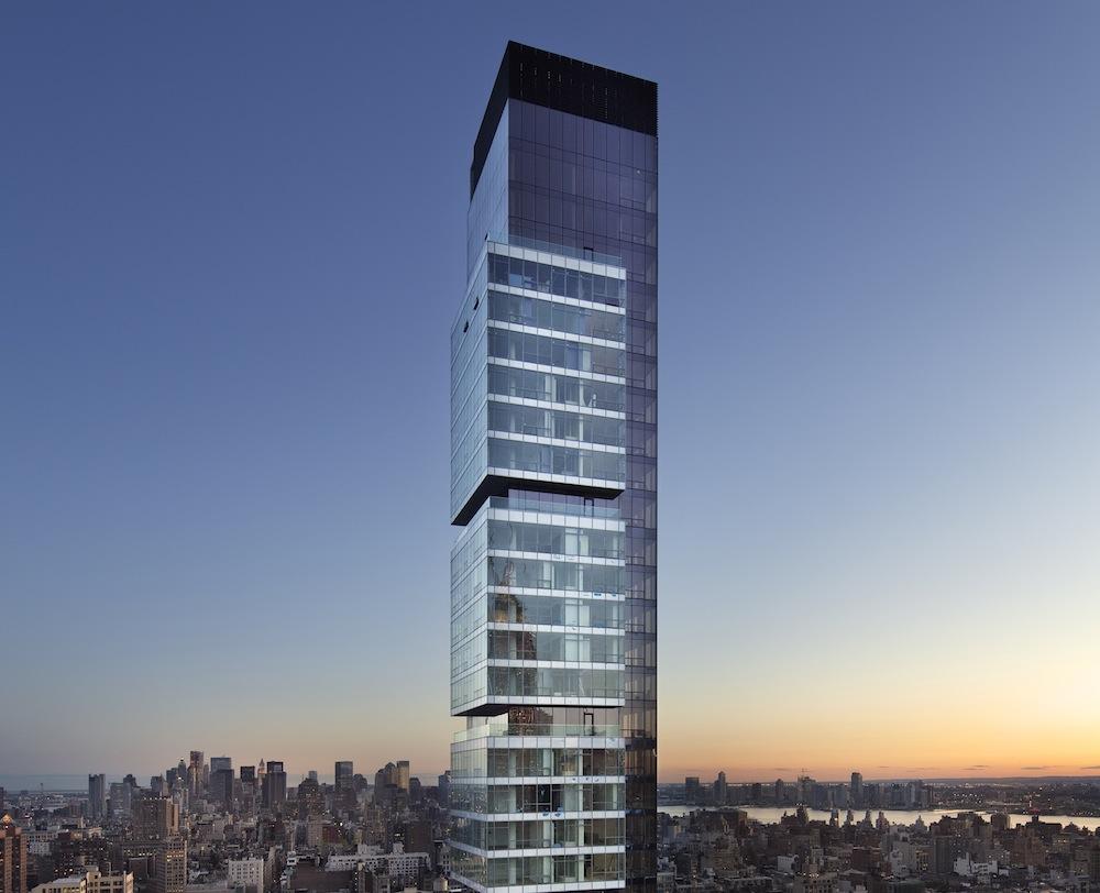 One Madison Park, Location: New York NY, Architect: Cetra Ruddy