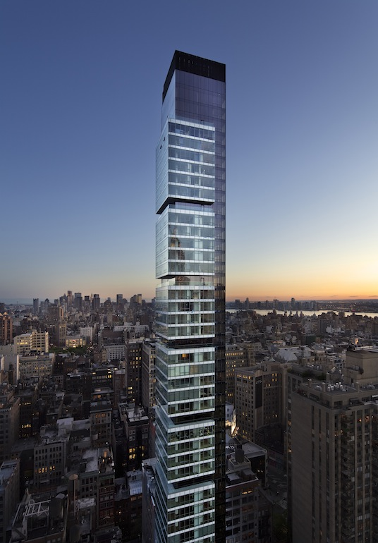 One Madison Park, Location: New York NY, Architect: Cetra Ruddy