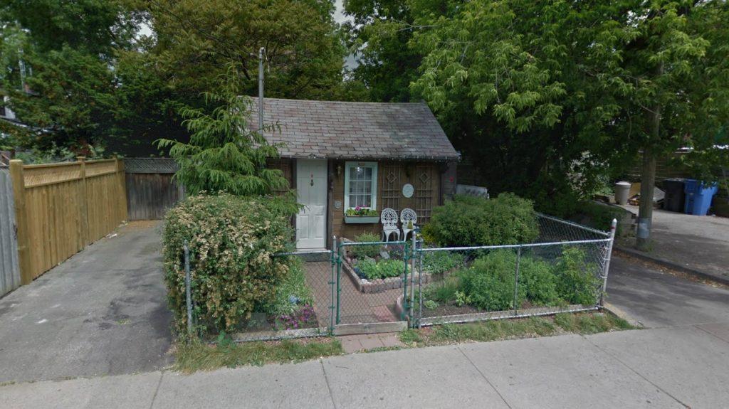 Tiny house toronto