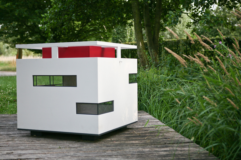 modern dog house-1