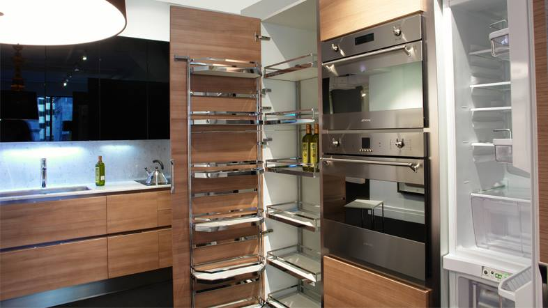 roccabella kitchen storage