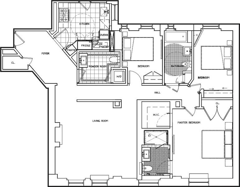103 East 86 Residence B