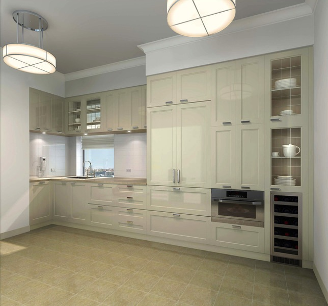 103 East 86 kitchen
