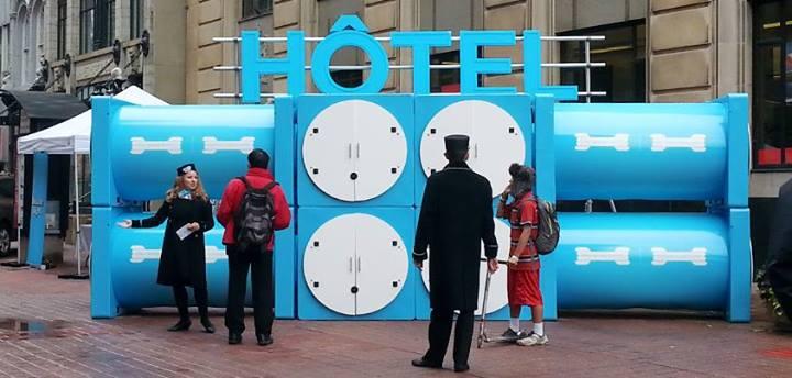 pod hotel breathe right