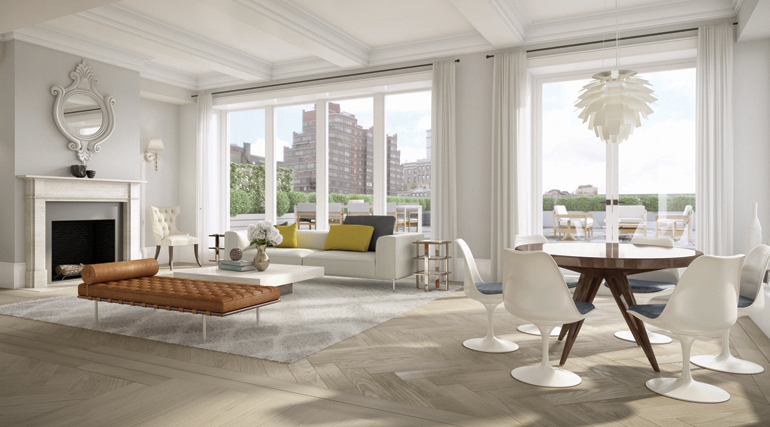 182 West 82nd penthouse
