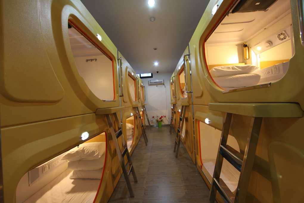youth capsule hotel china