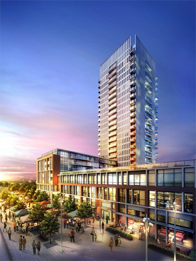 one parkone park place rendering place rendering