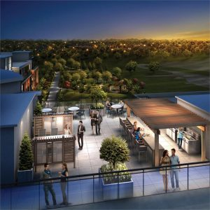 parkcity rooftop rendering